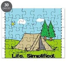 Life Simplified Outdoors Puzzle