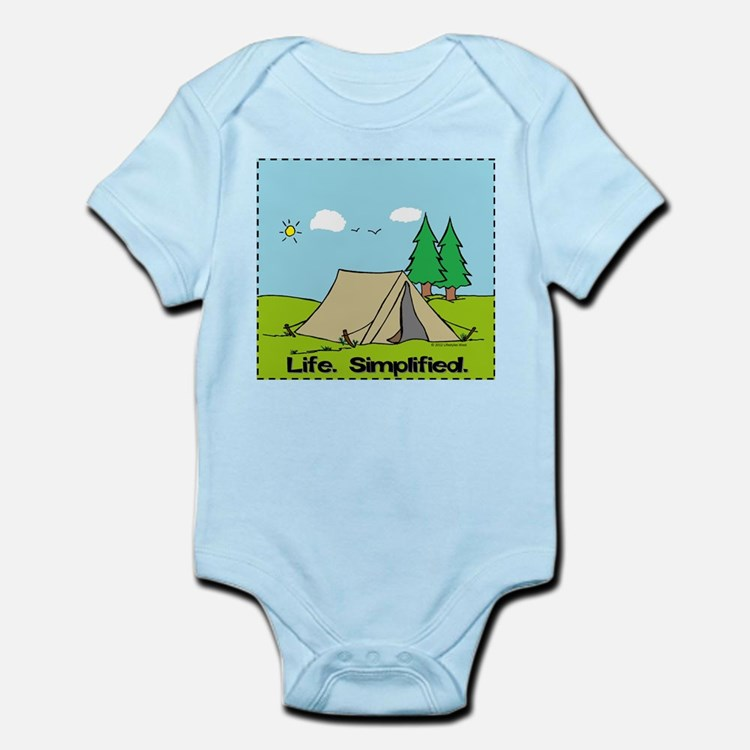 Life Simplified Outdoors Infant Bodysuit