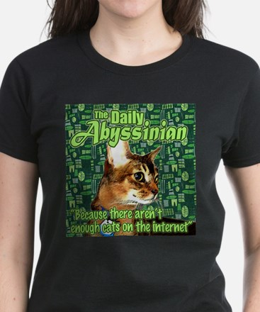 Daily Abyssinian Tee