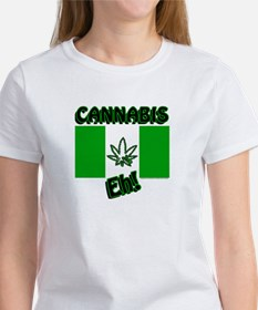 Cannabis, Eh! Women's T-Shirt
