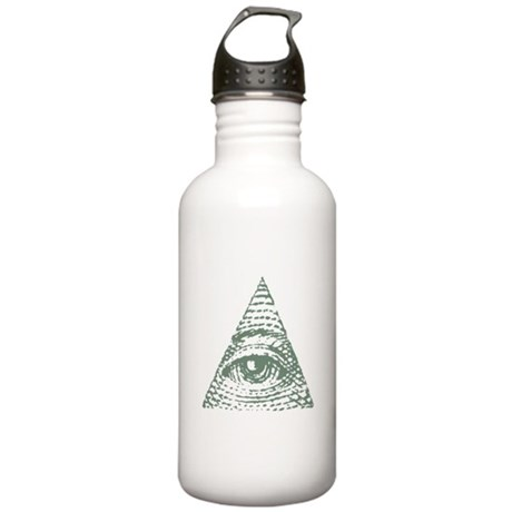 Masonic eye Stainless Water Bottle 1.0L