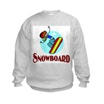 Snowboard Kids Sweatshirt