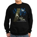Ghost Orchid Dark Sweatshirt