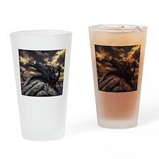 alex-dragon Drinking Glass