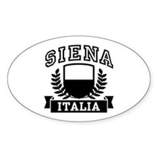 Siena Italia Decal