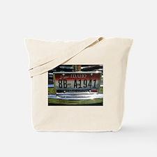 LicencePlate Tote Bag