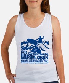 Makaha Surfing 1968 Women's Tank Top