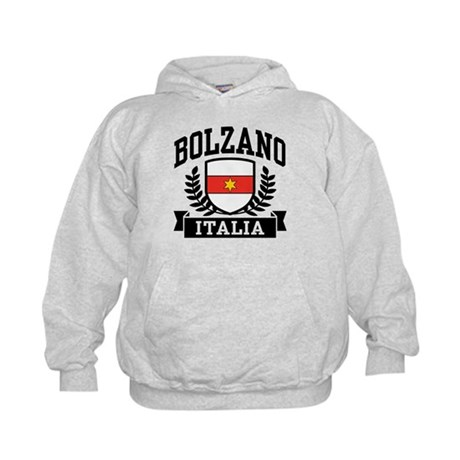 Bolzano Italia Kids Hoodie