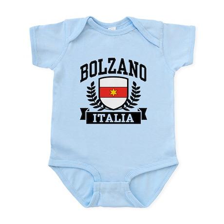 Bolzano Italia Infant Bodysuit