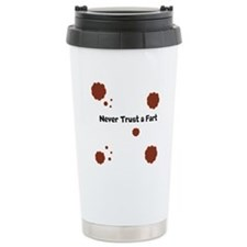 Never Trust AFart Travel Mug