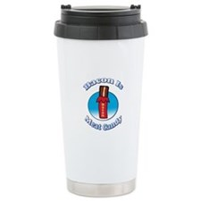 Bacon is Meat Candy02.png Travel Mug