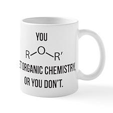Ether You Get OChem... Small Mug