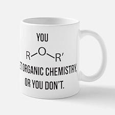 Ether You Get OChem... Small Mugs
