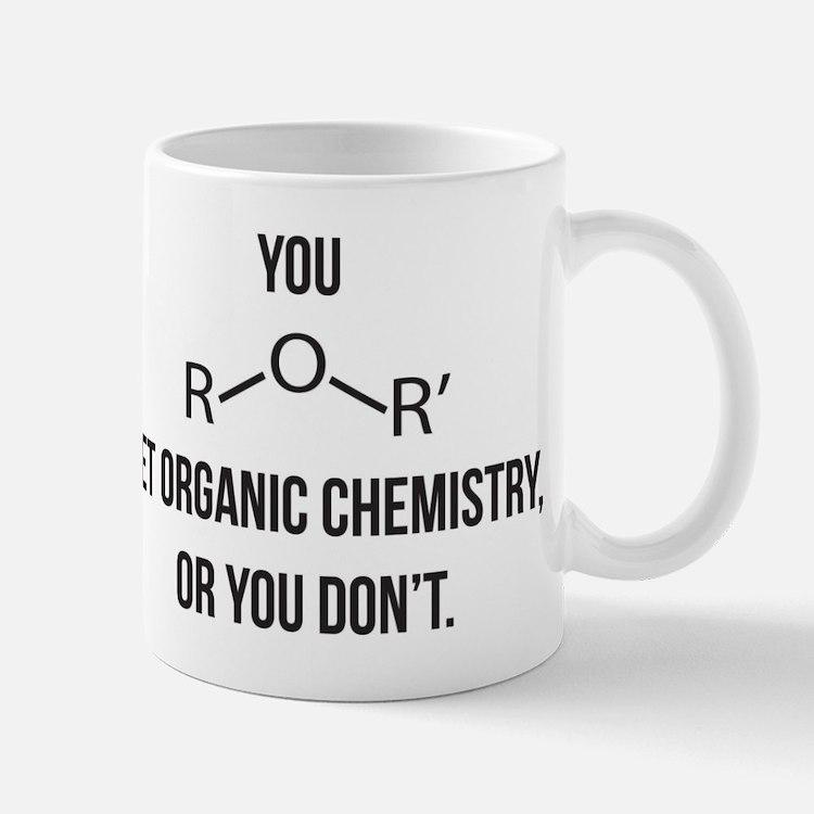 Ether You Get OChem... Small Small Mug