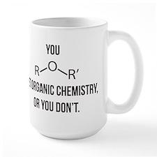 Ether You Get OChem... Ceramic Mugs