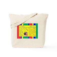 Funny Sharpei lovers Tote Bag
