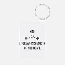 Ether You Get OChem... Keychains