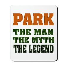 PARK - The Legend Mousepad