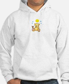 Happy Day Bear Hoodie