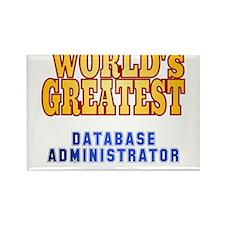 World's Greatest Database Administrator Rectangle
