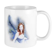 Blue Faerie Tea Mug