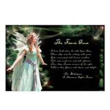 Faerie Grove Postcards (Package of 8)