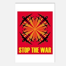 Stop the war! #1 Postcards (Package of 8)