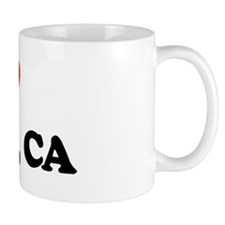 I Love WEED Coffee Mug