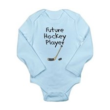 Future Hockey Player Body Suit