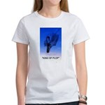 king of plop with text Women's T-Shirt
