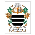 Houghton Coat of Arms Small Poster