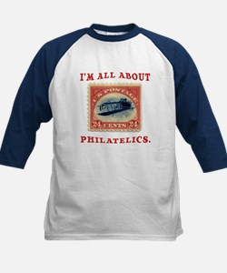 I'm All About Philatelics Tee