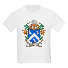 Holywood Coat of Arms Kids T-Shirt