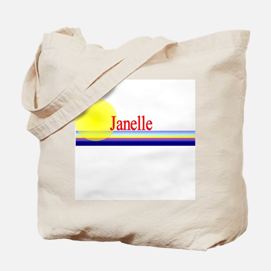 Janelle Tote Bag