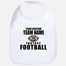 Your Team Personalized Fantasy Football Bib