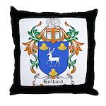 Holland Coat of Arms Throw Pillow