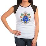 Holland Coat of Arms Women's Cap Sleeve T-Shirt