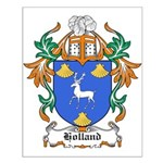 Holland Coat of Arms Small Poster
