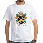 Hodson Coat of Arms White T-Shirt