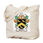 Hodson Coat of Arms Tote Bag