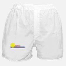 Janessa Boxer Shorts