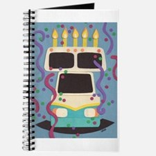 RV Birthday Journal