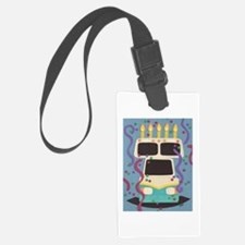 RV Birthday Luggage Tag
