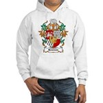 Hewson Coat of Arms Hooded Sweatshirt