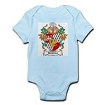 Hewson Coat of Arms Infant Creeper