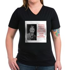 george bernard shaw quote Shirt