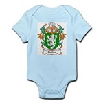 Heaton Coat of Arms Infant Creeper