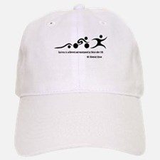 Triathlon baseball hat Hat