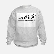 Triathlon T-Shirt Sweatshirt