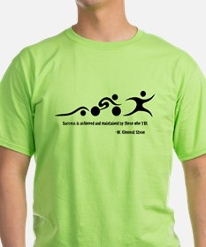 Triathlon T-Shirt T-Shirt